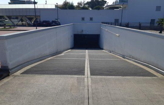 Accesso-garage-affitto-jesolo-PAT